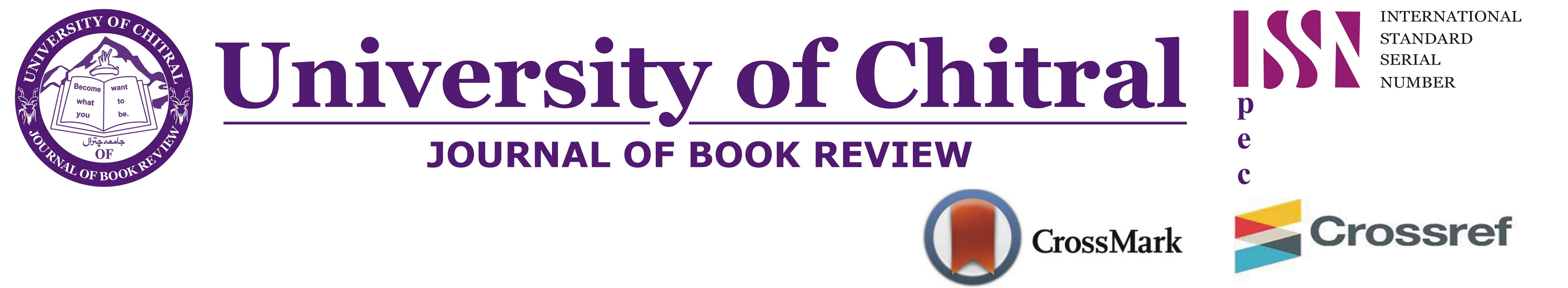 JOURNAL OF BOOK REVIEW